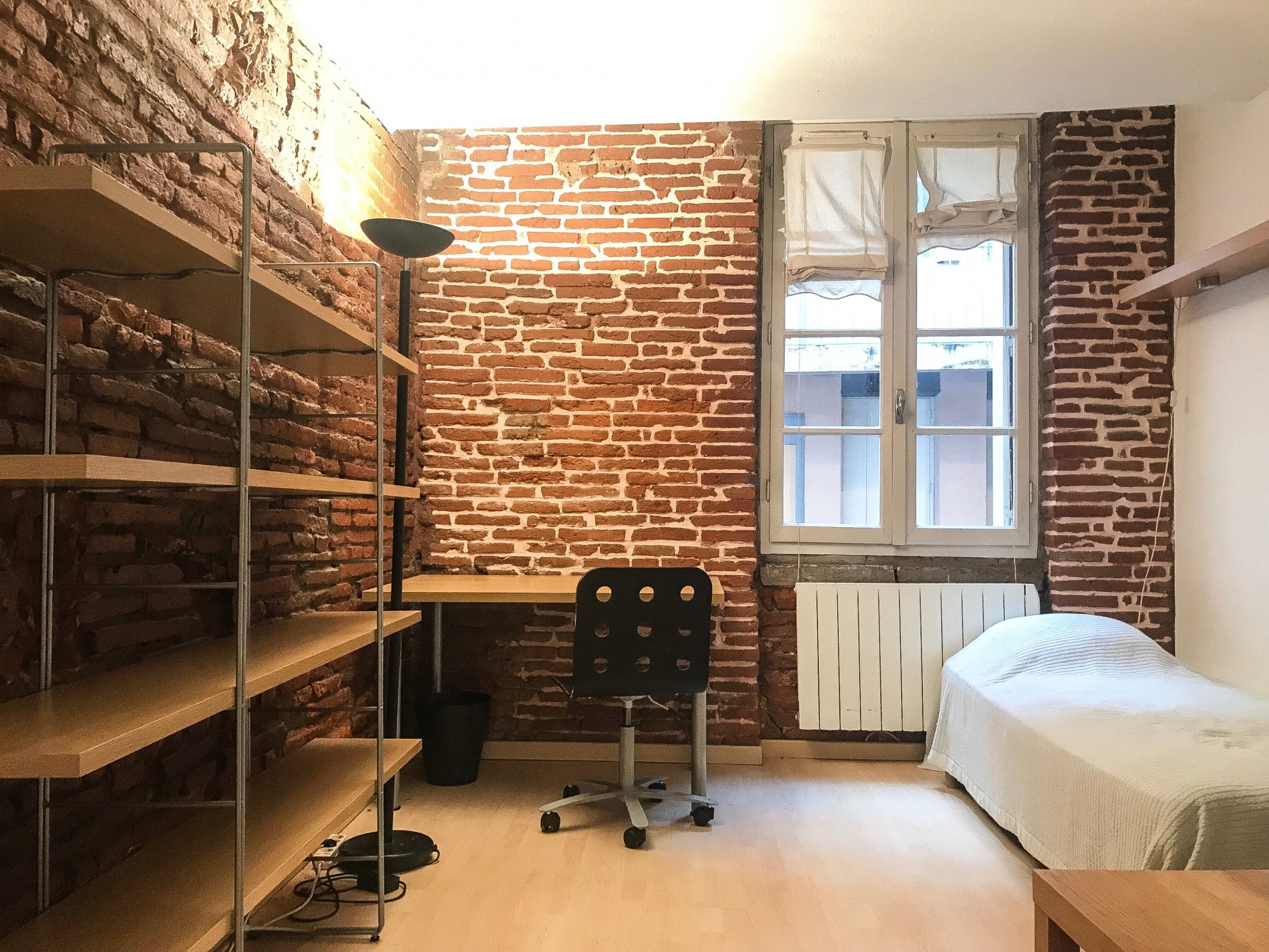 Annonce vente appartement toulouse 31000 17 m 92 000 for Location appartement atypique toulouse centre