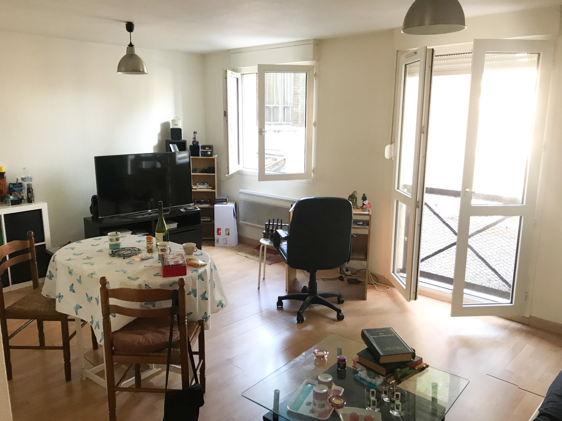 Annonce vente appartement toulouse 31200 30 m 99 000 for Appartement toulouse